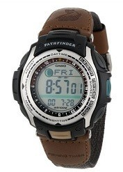 Best fishing watch a review of several quality timepieces for Casio pathfinder fishing watch