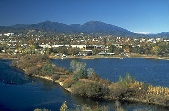 Redding California