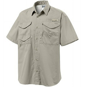 Columbia Mens Bonehead Short Sleeve