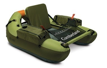 Cumberland Inflatable Fishing Float Tube