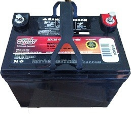 Interstate Trolling Motor Battery