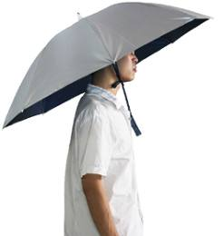 Luwint Umbrella Hat