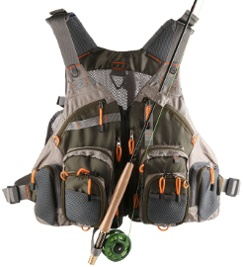 Maxcatch Fishing Vest Pack